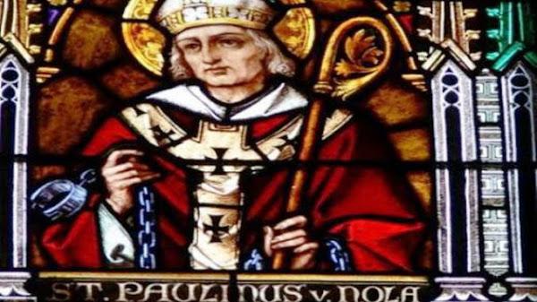 Santo Paulinus dari Nola