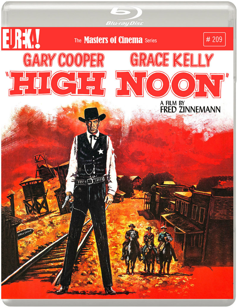 high noon blu-ray