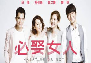 SINOPSIS Tentang Marry Me Or Not Episode 1 - Terakhir