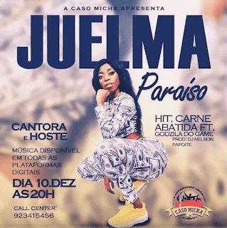 Juelma Paraíso ft Godzilla do game - Carne