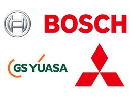 Bosch, GS Yuasa, & Mitsubishi Corp to Double Capacity for EV