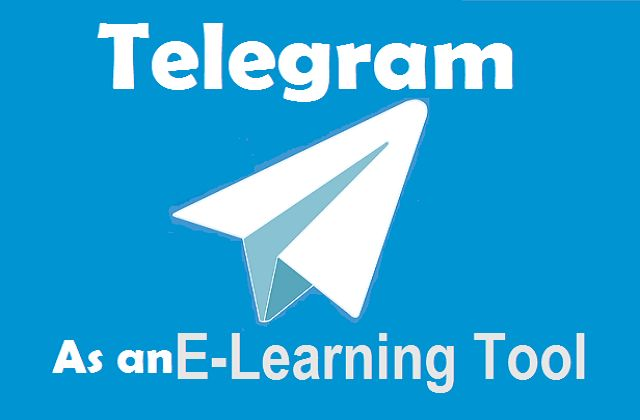 Telegram Messenger as an E-Learning Tool