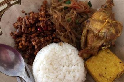 Review Paket Hemat di Rumah Makan Ampera, Hanya 14.500 Rupiah Saja!