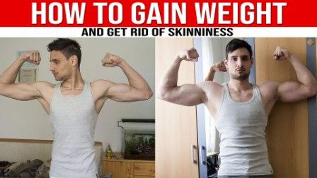 Home Remedy to gain Weight Faster - Guaranteed Results [Hindi]