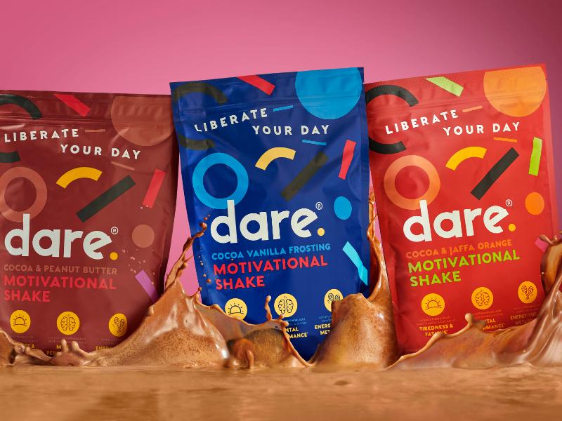 Dare – Motivational Shakes