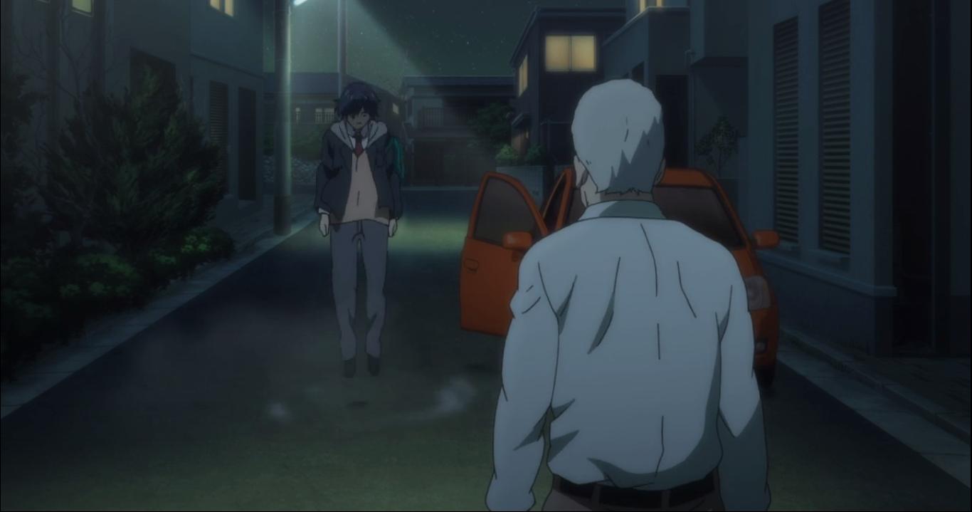 Inuyashiki Last Hero Review Capitulo 3 Hiro Vuela