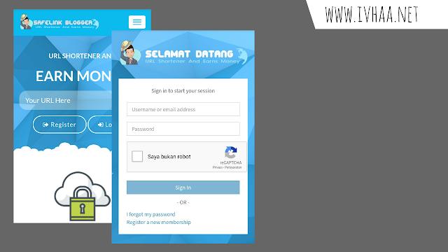 Safelinkblogger.com : Shotlink URL Dengan CPM Tertinggi Di Indonesia
