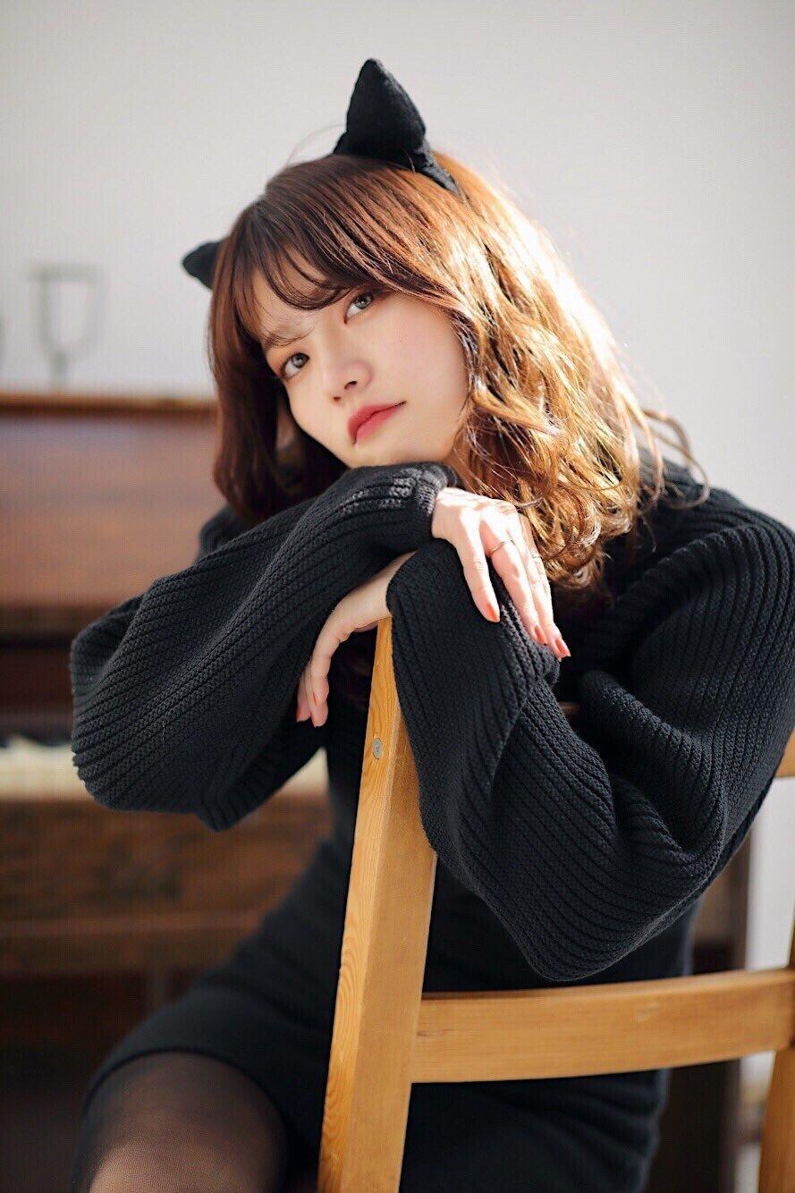 96년생 일본 배우 하시바 나츠미