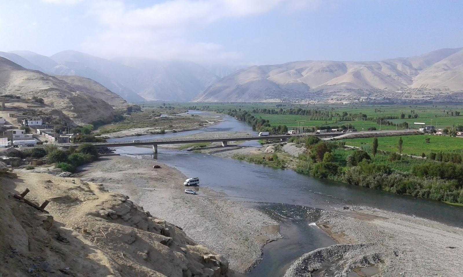 Valle del Río Camaná