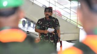 Panglima TNI Mutasi 329 Perwira Tinggi, Termasuk Danrem 032/Wirabraja