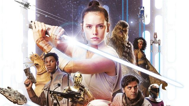 Star Wars:A Ascensão Skywalker/Disney/Divulgação