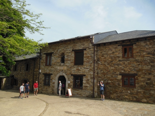Rabanal del Camino,Sierra Leon, Camino, Jola Stępień