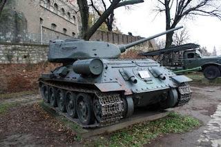 T-34 85 1969