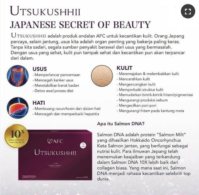 Jual SOP Subarashi Efek Samping - Obat Alami Penyakit Diabetes, Jual di Morowali. Salmon DNA Utsukushii.