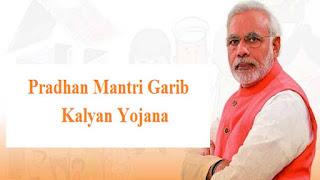 Pradhan Mantri Garib Kalyan Yojana for the poor to help them fight the battle against Corona Virus