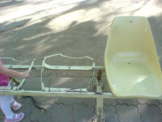 scaune stricate