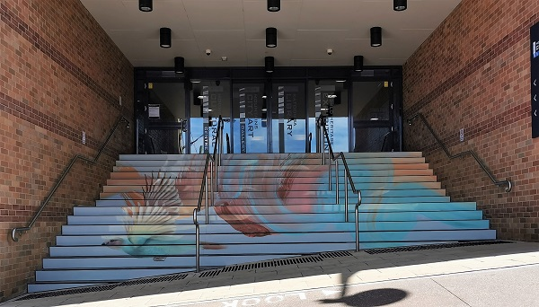 Katoomba Street Art | Mural in Froma Ln