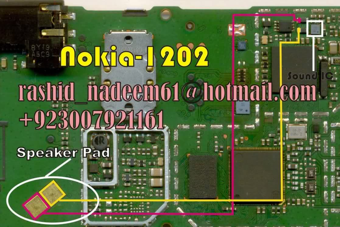 Celpapa  Nokia 1202  1203 Ringer Buzzer Ways Problem