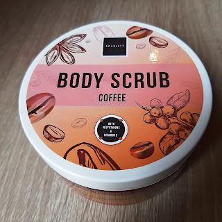 Body Scrub Coffee Scarlett