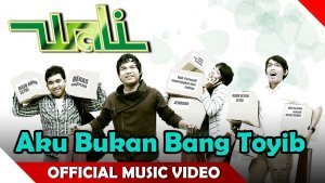 Lagu mp3 Wali Band-Aku Bukan Bang Toyib