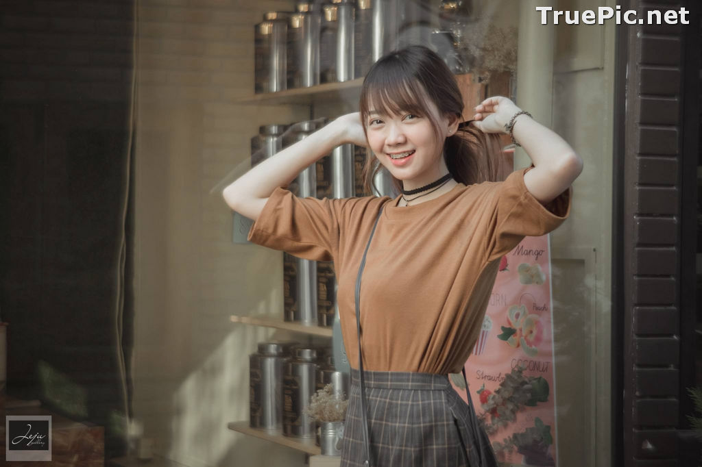 Image Thailand Cute Model - Fenfern Aeryingsak - A Girl With Smile - TruePic.net - Picture-20