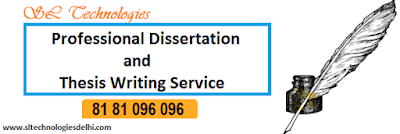 Professional Dissertation and thesis writing service
