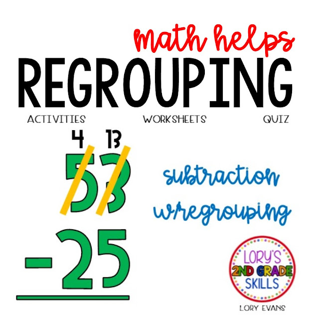 Double Digit Regrouping Activities