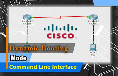 Dynamic Routing 2 Router Mode CLI di Cisco Packet Tracer