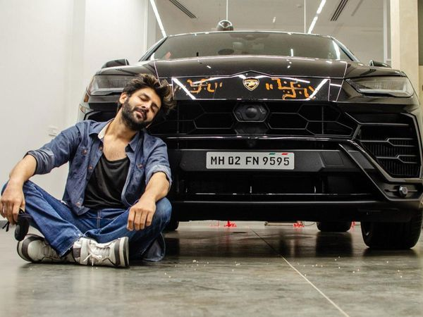 After recovering from Corona, Karthik Aryan gave himself a gift, bought a new car