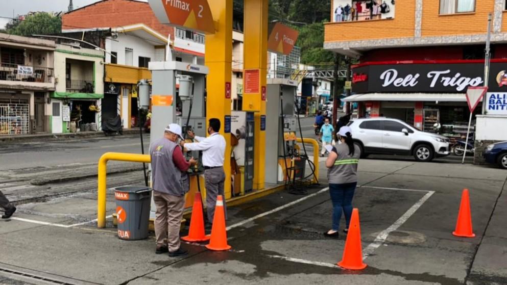 Garantizado servicio de combustible en el Área Metropolitana