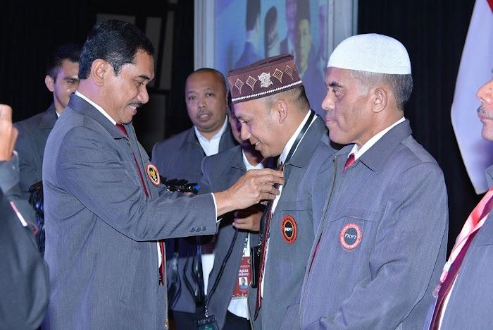 KBA Dilantik jadi Ketua FKPT Aceh