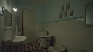 Haunted Bathroom