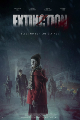 Extinction [2015] [DVDR] [NTSC] [Custom – HD] [Latino]