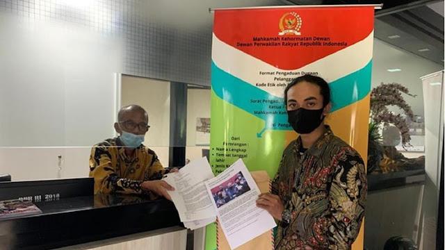 Anggota DPR F-Gerindra Dilaporkan ke MKD Diduga Terlibat Pencurian 21,5 Ton BBM
