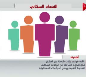 موضوع تعبير عن التعداد السكاني