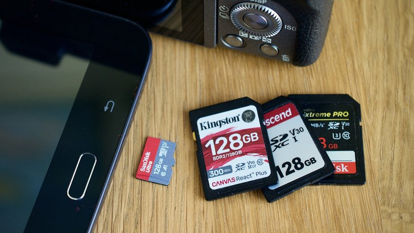 Solution: SD card is not recognized
