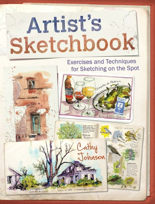 New Book!  The Artist's Sketchbook