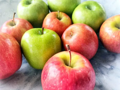 Substances in apples can help prevent cancer