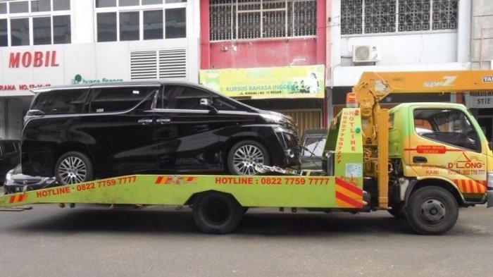 towing Surabaya - Lampung