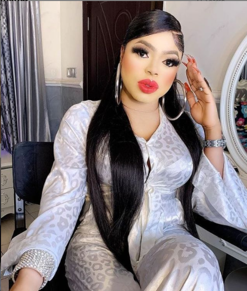 I can't have your baby, I am not a girl – Bobrisky tells boyfriend (Watch video)