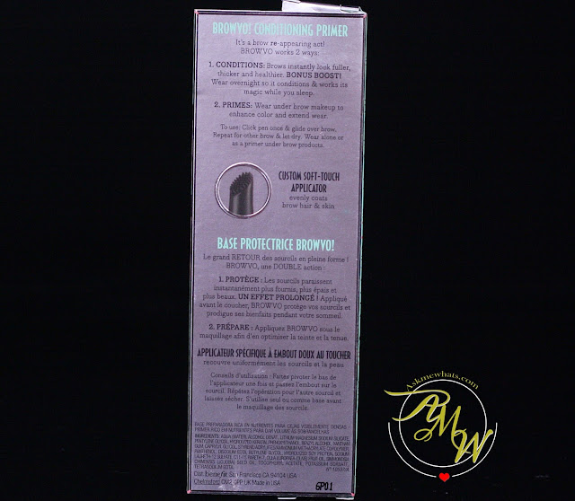 a photo of Benefit BROWVO! Conditioning Primer