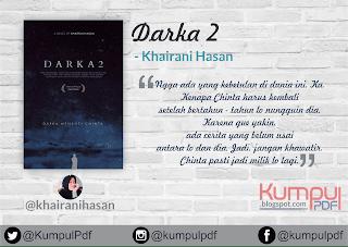 Download Novel Darka 2 By Khairani Hasan Pdf Download Buku