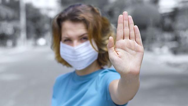 Uso de mascarilla es indispensable para contener el brote de coronavirus