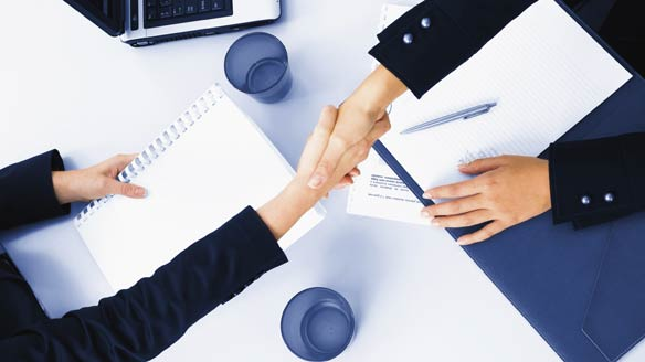 Contoh Surat Lamaran untuk Pekerjaan Perbankan