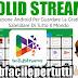 Solid Streamz - Applicazione Android Per Guardare Gratis La TV Satellitare Di Tutto Il Mondo Sul Vostro Dispositivo