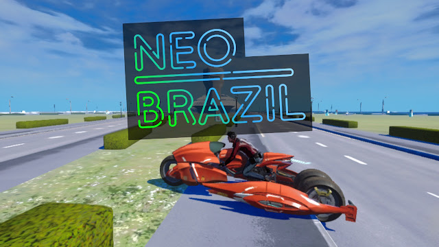 No More Heroes 3 Neo Brazil