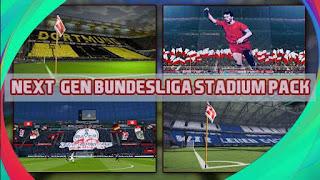 Images - PES 2017 NEXT-GEN Bundesliga Stadiums (Stadium Server)