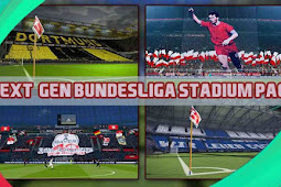 NEXT-GEN Bundesliga Stadiums (Stadium Server) - PES 2017