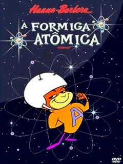 Assistir A Formiga Atômica Online