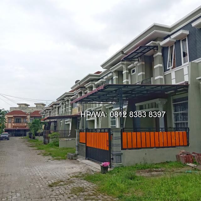 Rumah Murah Setiabudi Raya 600 Jutaan sudah termasuk Ppn, BPHTB, SHM di Dekat Simpang Pemda Ring Road Medan Sumatera Utara